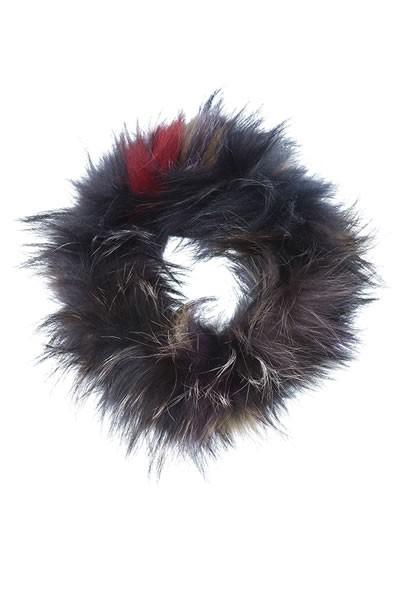 Blaufuchs Stirnband multicolor